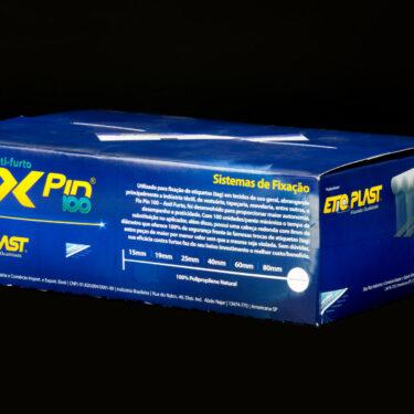 Fix Pinn 100 - Etiq Plast - Indusfios Distribuidora
